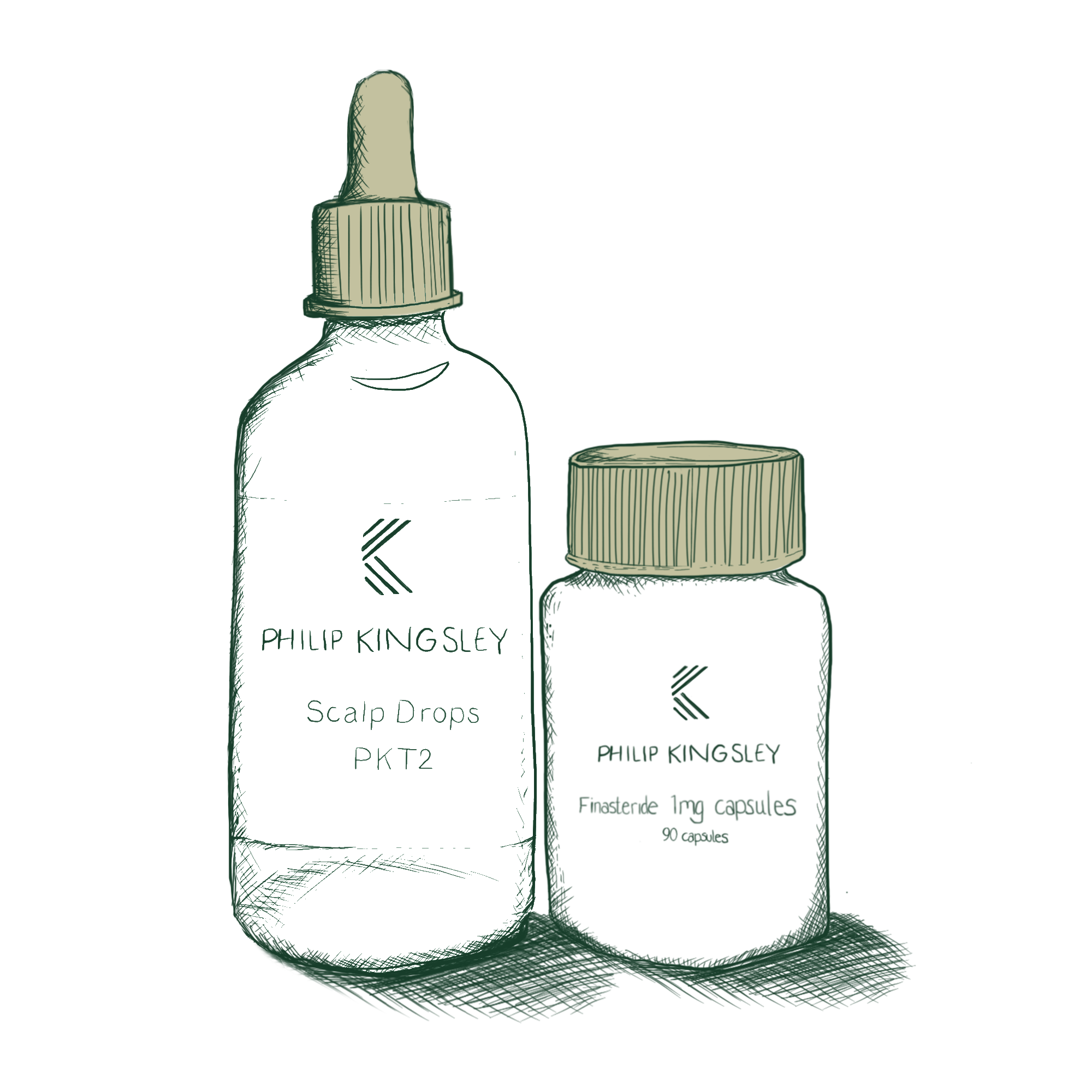 PK Labs Treatment Products