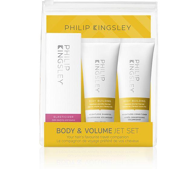 Body and Volume Jet Set
