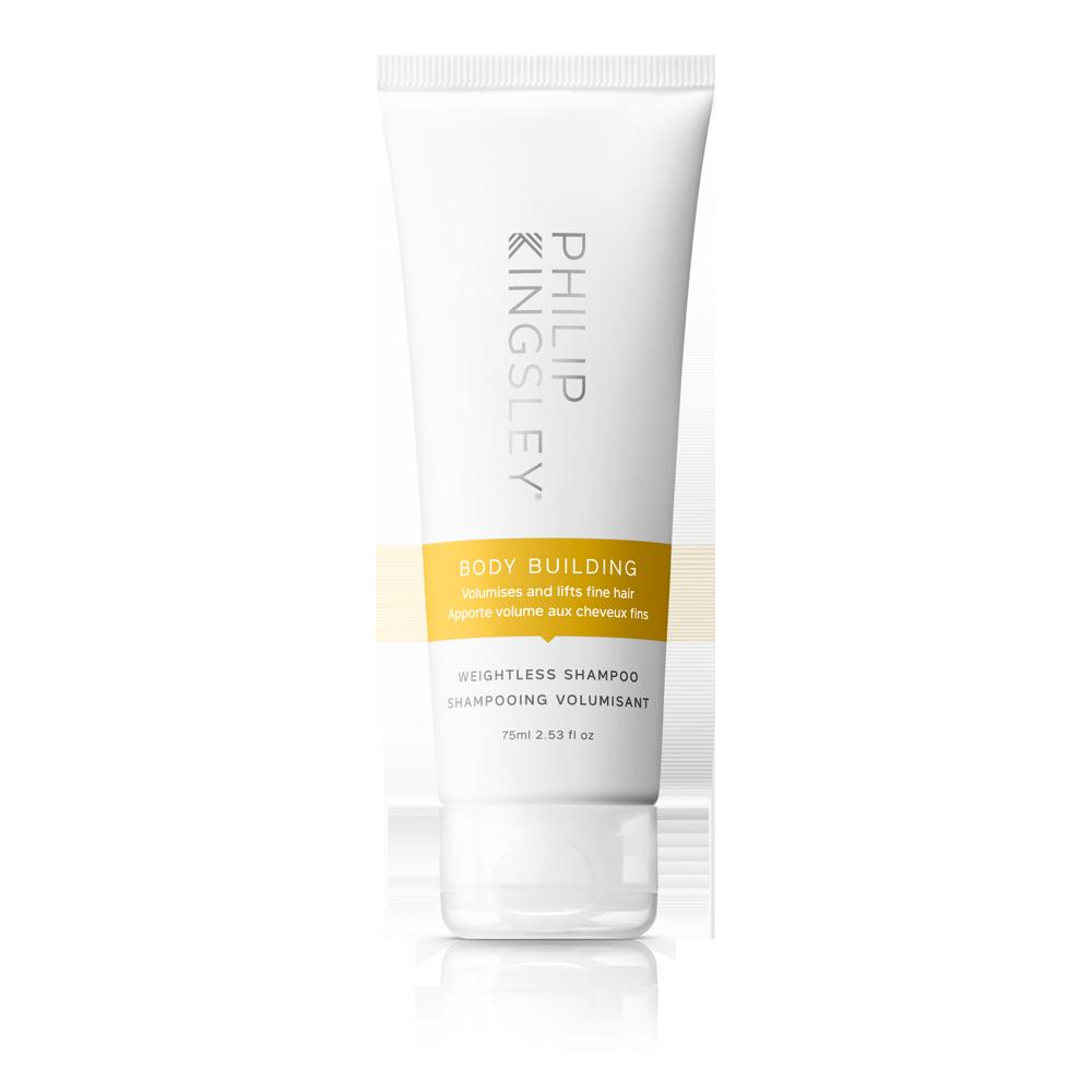 Body Building Weightless Shampoo 75ml