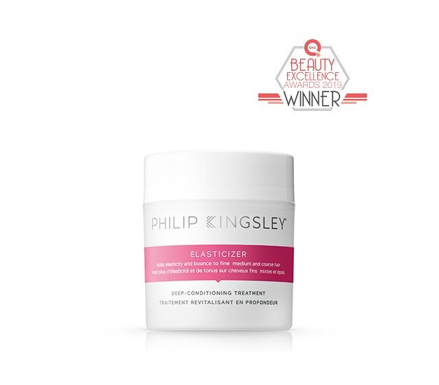 The Philip Kingsley Elasticizer is a Beauty Excellence Awards 2019 winner for being the best damaged hair treatment that will surely nourish your hair.