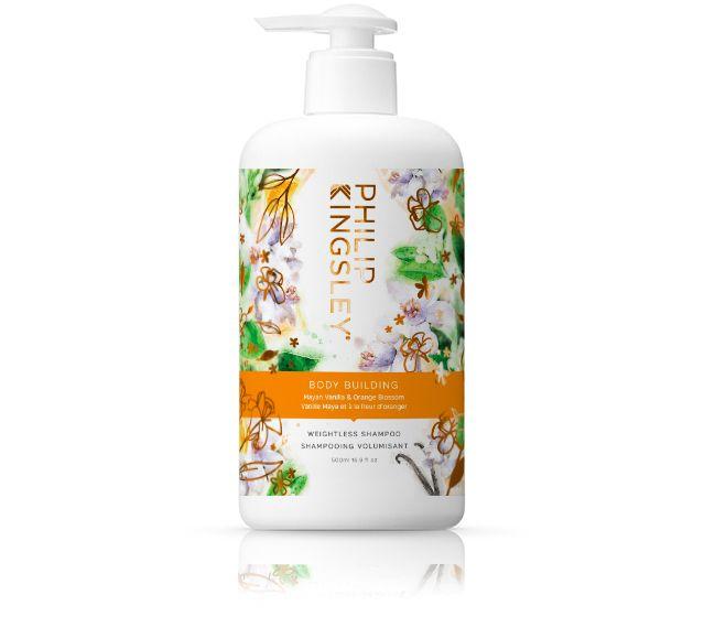 Mayan Vanilla and Orange Blossom Body Building Shampoo 500ml