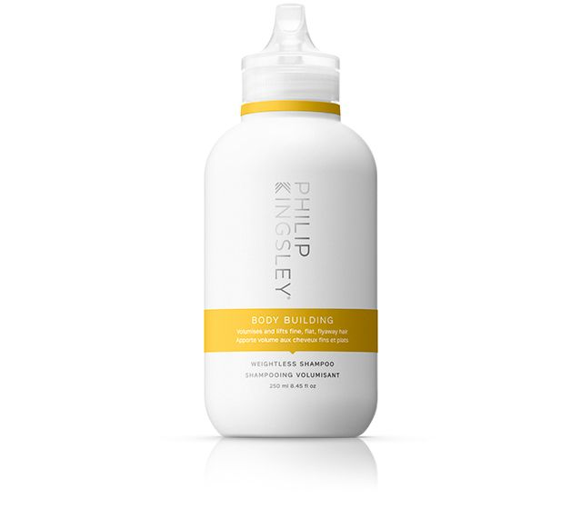 Body Building Weightless Shampoo 250ml