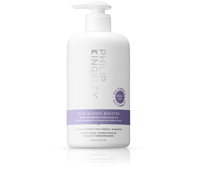 Pure Blonde Booster Colour-Correcting Weekly Shampoo 500ml