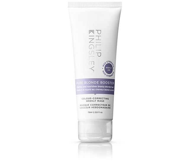 Pure Blonde Booster Colour-Correcting Weekly Mask 75ml