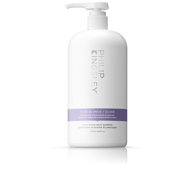 Pure Blonde/Silver Brightening Daily Shampoo 1000ml