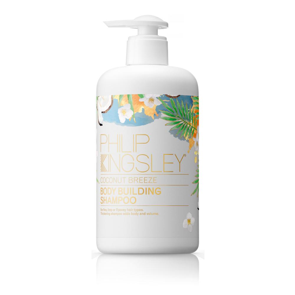Coconut Breeze Body Building Shampoo 1000ml