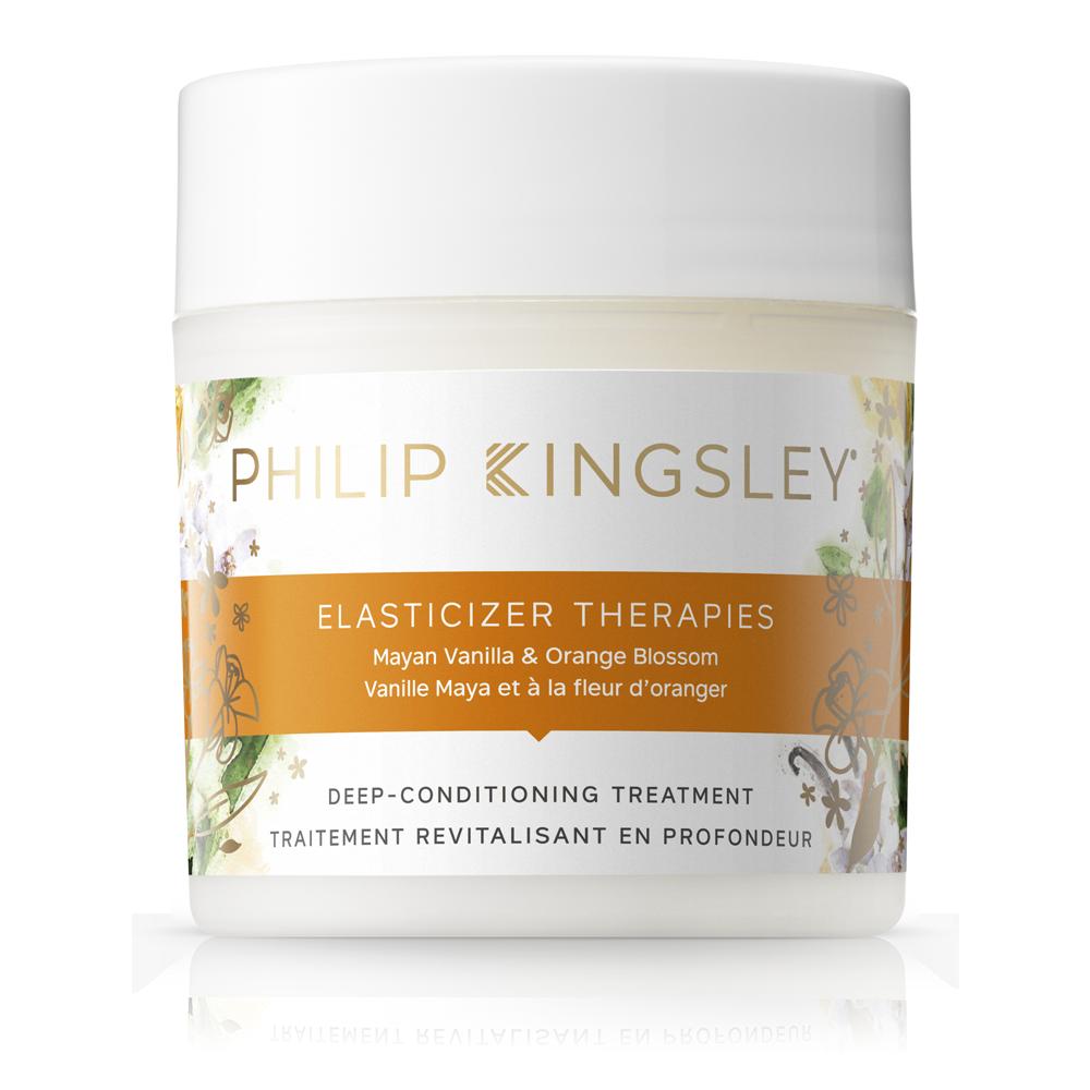 Mayan Vanilla & Orange Blossom Elasticizer Hair Repair Mask